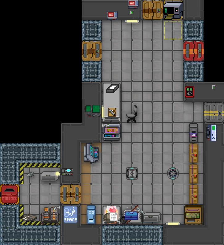 Mining Dock