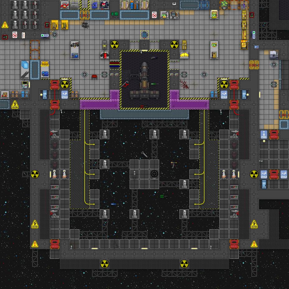 Singularity Chamber